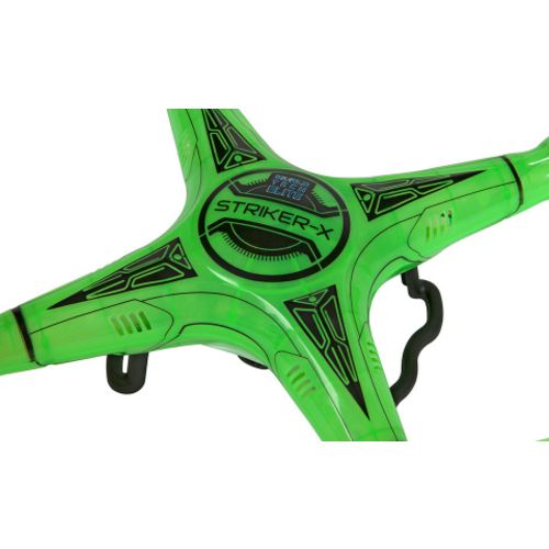 World Tech Toys Striker-X Glow-In-The-Dark 2.4 GHz 4.5-Channel RC HD Camera Drone - view number 5
