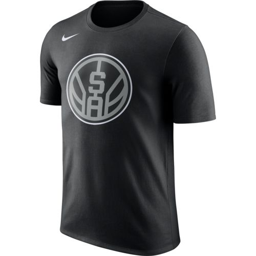 Nike Men's San Antonio Spurs Dry City Edition Team T-shirt
