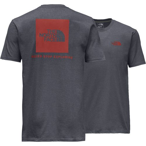 The North Face Men's Red Box Short Sleeve T-shirt - view number 3