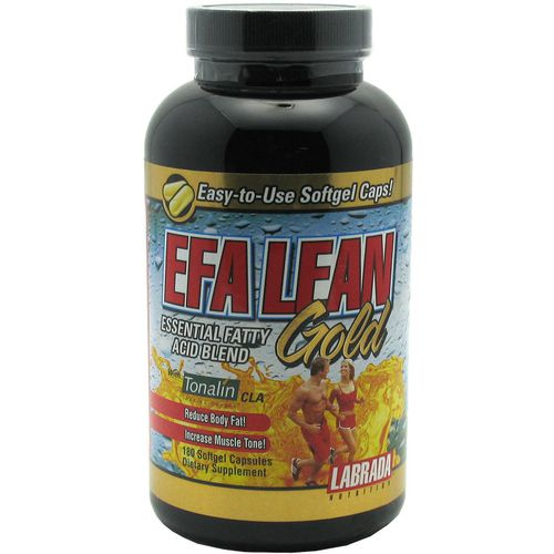 Labrada EFA Lean Gold Essential Fatty Acid Supplement