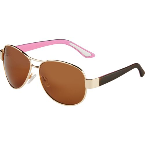 SOL PWR Metal Aviator Sunglasses