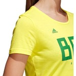 adidas Women's Brazil FIFA T-shirt - view number 7