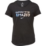 Nike Girls' Amazed T-shirt - view number 1