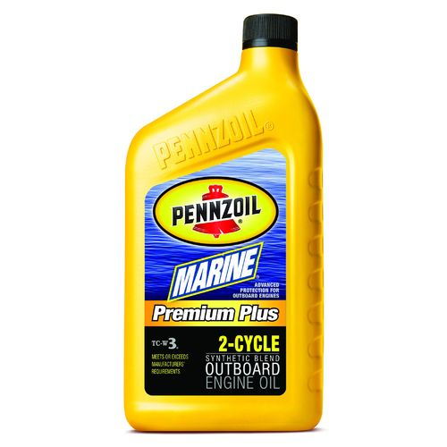 Pennzoil Marine Premium Plus 16 oz. Synthetic Blend