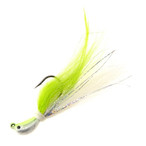 Display product reviews for Wahoo Super Striper Bucktail 1/2 oz Jig