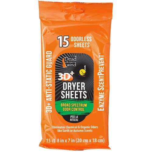 Dead Down Wind Dryer Sheets 15-Count
