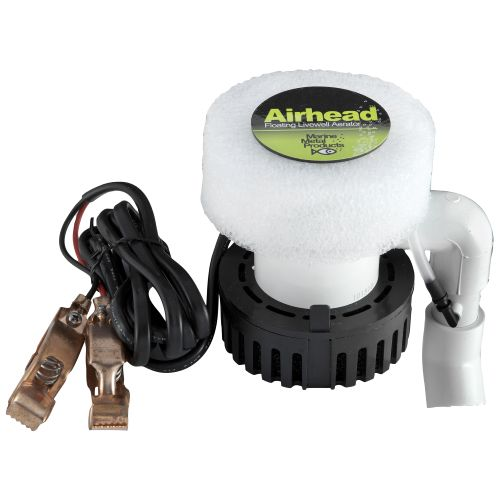 Display product reviews for Marine Metal Products 12V Floating Airhead
