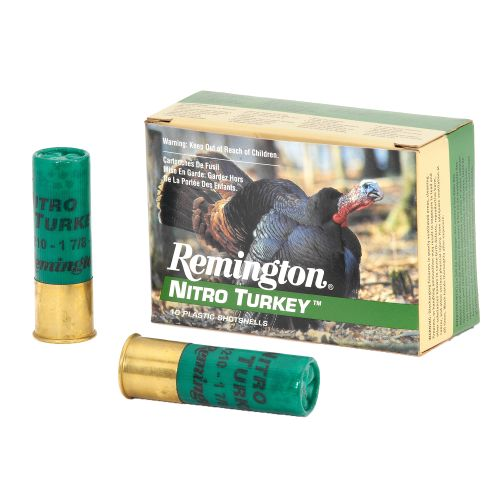 Remington Nitro Turkey Buffered Magnum Load 12 Gauge Shotshells - view number 1