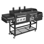 Outdoor Gourmet Triton DLX Smoker