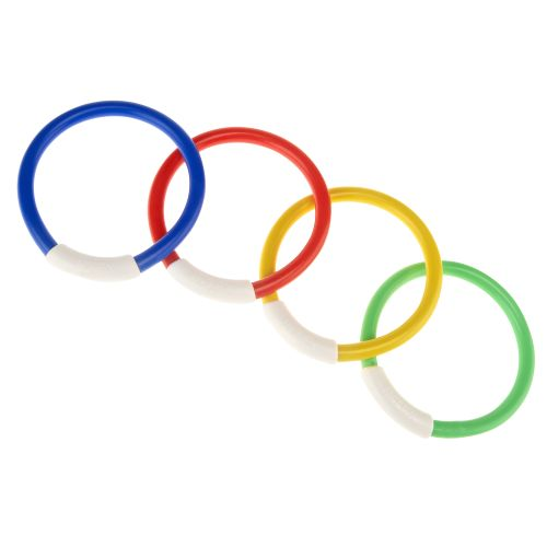 Image for INTEX® Underwater Fun Rings 4-Pack from Academy