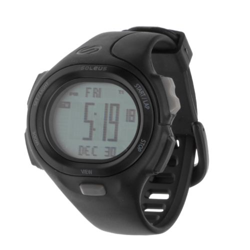 Soleus Men's PR Running Watch