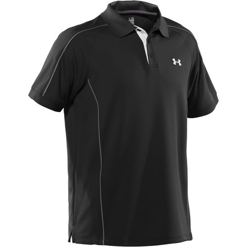 Under Armour® Men's Piped Piqué CB Golf Polo