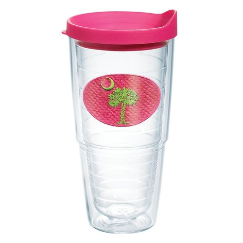 Tervis South Carolina Flag 24 oz. Tumbler