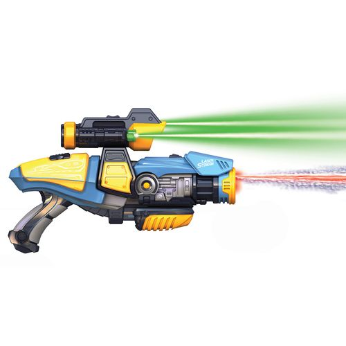 Image for Banzai Laser Stream Night Strike Water Gun from Academy