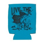 Salt Life Shut Up and Reel Koozie