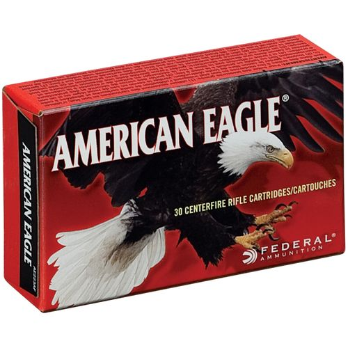 Federal Premium® American Eagle® 6.8 SPC 115-Grain Centerfire Rifle Ammunition - view number 1