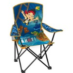 Disney Kids' Jake & The Neverland Pirates Camp Chair