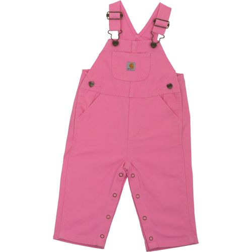 Carhartt Infant Girls' Bib Overall