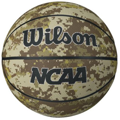 Display product reviews for Wilson NCAA Camouflage Basketball