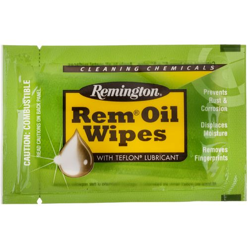 Display product reviews for Remington Rem Oil Wipe