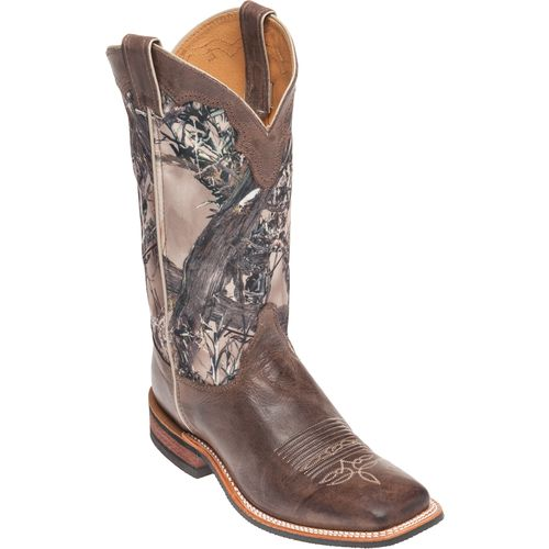 Justin Men's Bent Rail America Cowhide Western Boots - view number 2