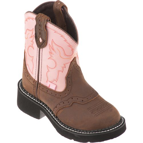 Justin Kids' Bay Apache Boots - view number 2