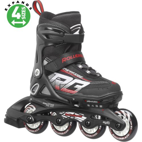 Rollerblade Boys' Spitfire XT In-Line Adjustable Skates