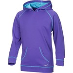 BCG™ Girls' Raglan Hooded Performance Fleece Pullover