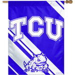 WinCraft Texas Christian University Vertical Flag
