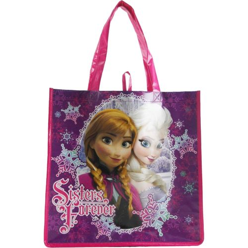 Image for Disney Girls' Frozen Eco Tote from Academy