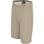 Austin Trading Co.™ Men's School Uniform Flat Front Twill Short