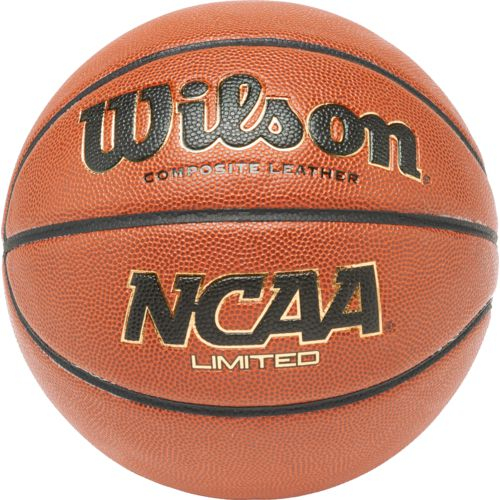 Display product reviews for Wilson NCAA Limited Official Basketball