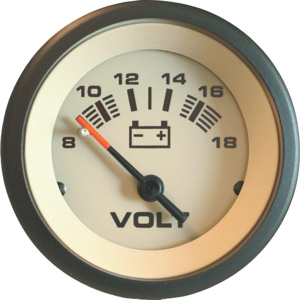 SeaStar Solutions Sahara Voltmeter