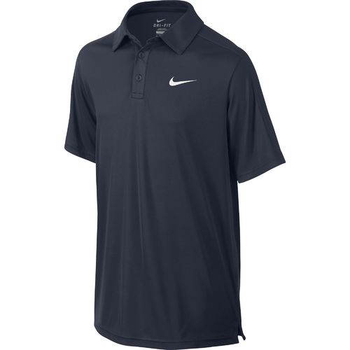 Display product reviews for Nike Boys' Team Court Polo Shirt