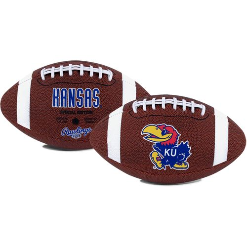 Rawlings University of Kansas Game Time Football