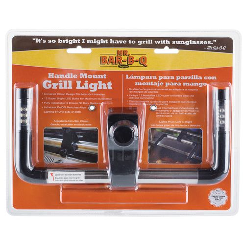 Mr. Bar-B-Q Handle Mount Grill Light - view number 1