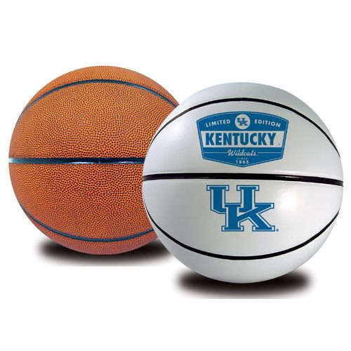 Jarden Sports Licensing University of Kentucky Signature Series Full Size Basketball with Autograph