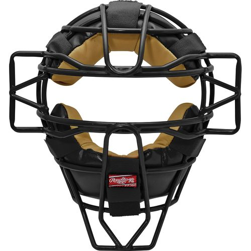 Rawlings Adults' Titanium Ultralightweight Catcher's Face Mask - view number 2