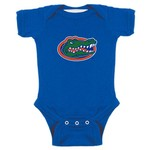 Two Feet Ahead Infants' University of Florida Lap Shoulder Creeper