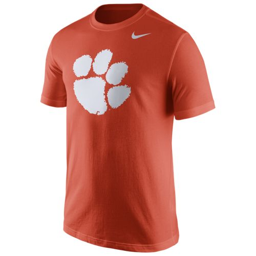 Nike™ Men's Clemson University Logo T-shirt - view number 1