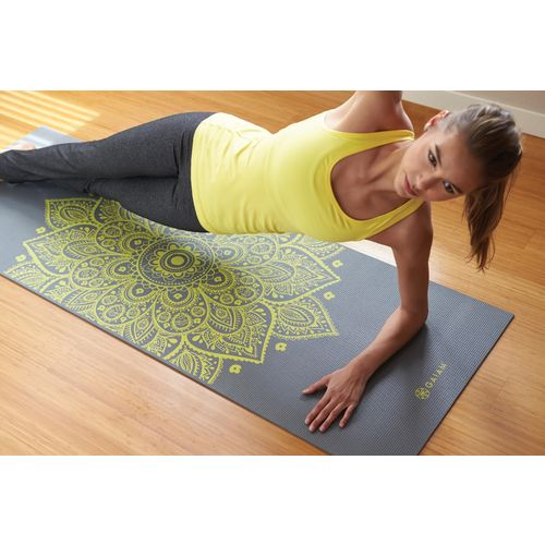 Gaiam Plum Jam Premium Yoga Mat - view number 5