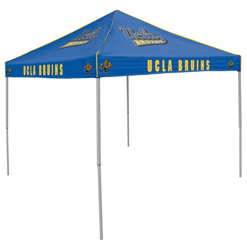 Logo University of California at Los Angeles Straight-Leg 9 ft x 9 ft Color Tent
