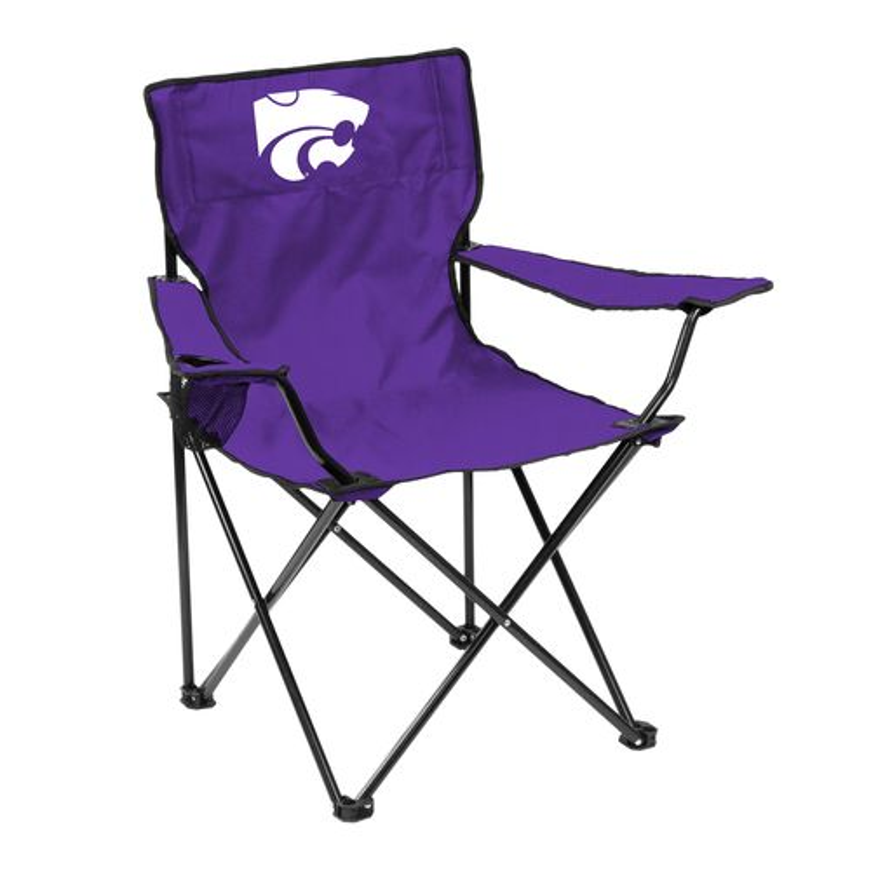 Logo™ Kansas State University Quad Chair