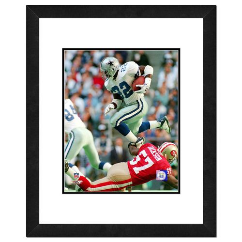 Photo File Dallas Cowboys Emmitt Smith 8' x 10' Action Photo