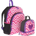 Color_Pink Chevron Combo