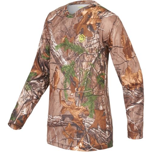 Display product reviews for Game Winner Boys' Eagle Pass Realtree Xtra Long Sleeve Shirt
