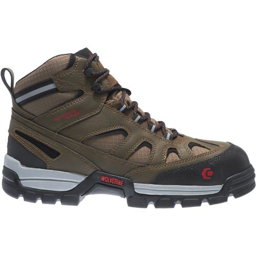 Display product reviews for Wolverine Men's Tarmac FX Mid-Top Work Boots