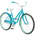 "Kulana Women's Hiku 26"" Cruiser Bicycle"
