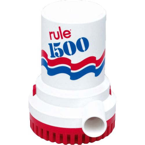 Rule 1,500 gph Bilge Pump - view number 1