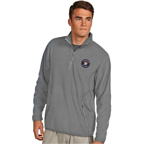 Antigua Men's Houston Astros Ice Pullover